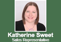 Katherine Sweet - Sales Representative